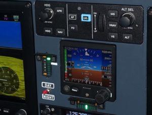 Jak ovládat autopilota?