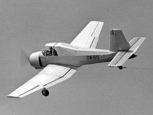 Z-37 Čmelák – vývoj a prototypová série