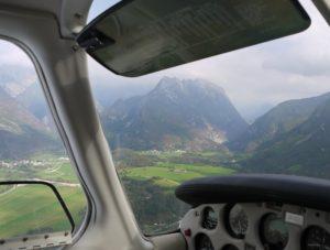 Jak jsme doletěli do Slovinska