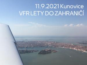 Kurz mezinárodní lety VFR